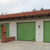 portoni sezionali per garages Valle d'Aosta. Vendita e Assistenza