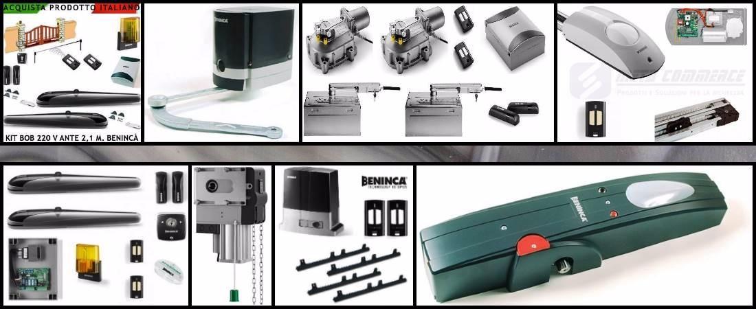 Collage_Automazioni per porte portoni e cancelli